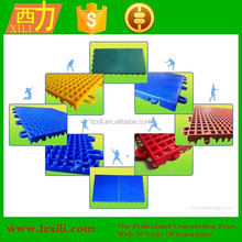 2017 elastic comfortable volleyball multi-purpose sports court sports flooring