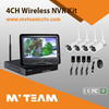 Top Sales Plug and Play 4CH 720P Wireless IP Camera Kit top 10 cctv cameras