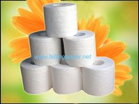 100% Virgin Pulp Roll Paper Tissue