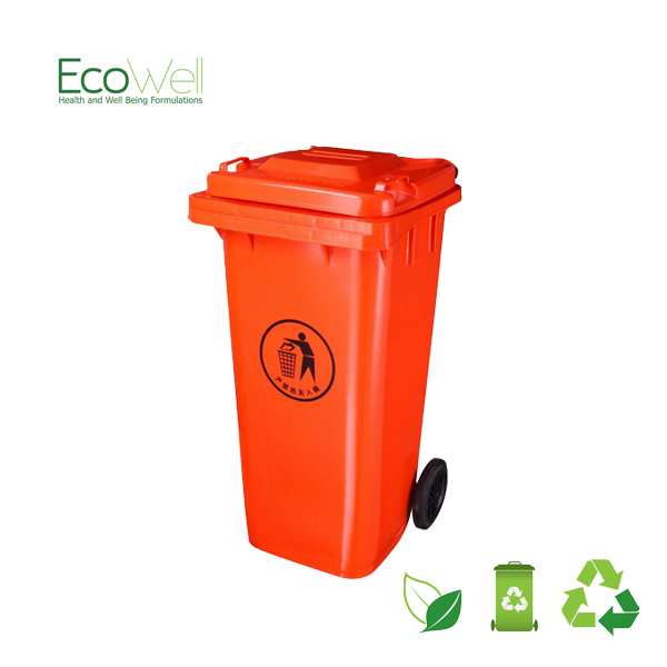 The best Factory Supplier garbage container for medical use