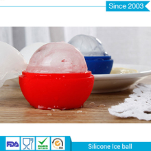 football shape silicone ice ball maker