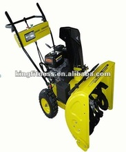 2012 hot sale snow blower ,snow sweeper ,loncin snow thrower ,KF055C 5.5HP