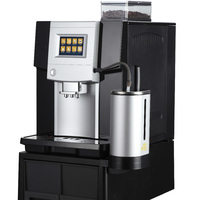 ABS coffee machine fully automatic espresso machine Capuccino coffee machine