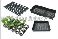 2015 new Square hydroponics plastic nursery plant tray on sale