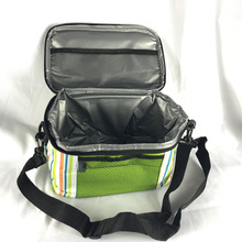 China Supplier Custom Oxford Fabric Heat Sealing Insulated Bag Cooler