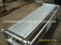 scaffolding steel plank building construction tools