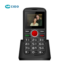 CIDO K18S1 1.77 Inch Spreadtrum 6531E GSM Cheap Senior Phone Feature Phone Mobile Phone for Elder