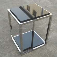 Polished Metal Table Base