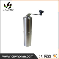 stainless steel Manual Coffee Grinder Maker FREE Cleaning Brush Best Spice & Coffee Bean Grinder