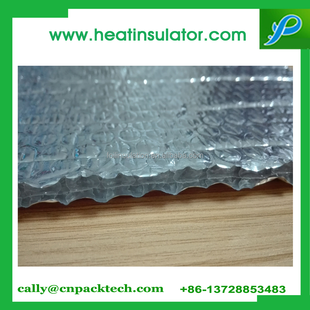 thermal break material insulated aluminum foil bubble roll