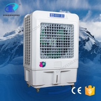 AC roof water mist body plastic motor air cooler
