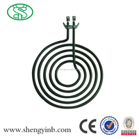 hot plate heating element for electric oven grill