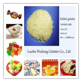 hot sale best quality gelatin powder for candy