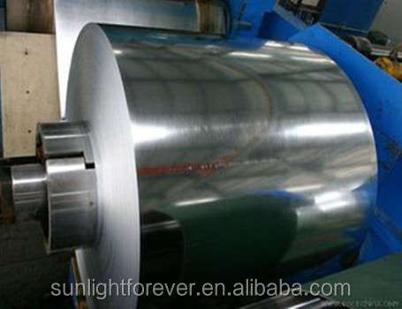Hiigh Quality Customoized cold rolled steel coil / hot dipped galvanized steel coil / gi plain roofing sheet