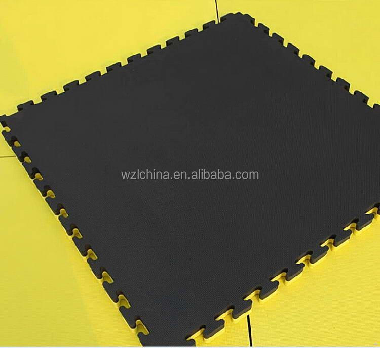 Directly manufacturer supply durable waterproof odorless martial arts tatami mats OEM