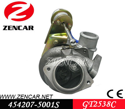 Mercedes-PKW Sprinter I 212D/312D/412D turbocharger GT2538C 454207-5001S