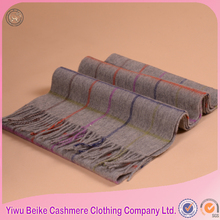 Alibaba wholesale brand cheap checked pashmina scarf