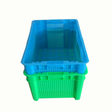Wholesale Plastic Stackable And Nestable Storage Vegetable Bread Crate