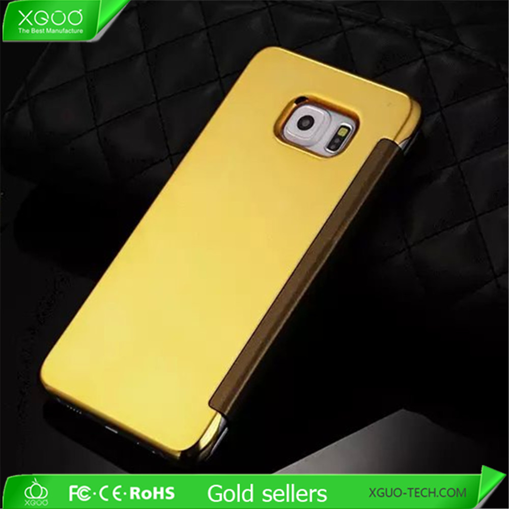 smart phone cover for samsung s6 metal case