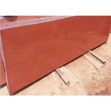 Polished India Lakha Red Granite Slabs