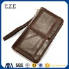 Factory wholesale cheap cowhide mens leather wallet