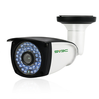 Surveillance Camera System IP66 Outdoor IR Bullet PoE Network IP Camera 4MP HD CCTV
