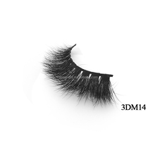 Wholesale price 3D mink lashes own brand eyelash 3d multi layered real mink eye lashes boxes
