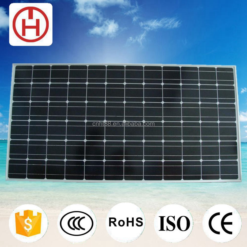 trade assurance supplier 300w sun power solar panel price