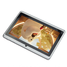 free sample tablet pc 7 inch with NFC Bulit in from Shenzhen 0.3/2.0MP A33 1+16G