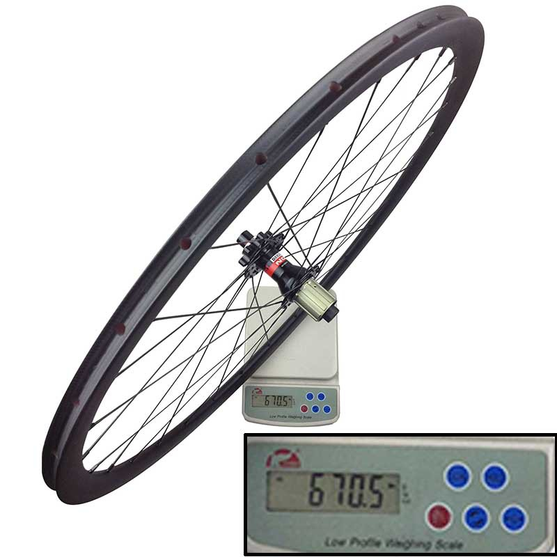 Good quality 700c sale carbon road bike wheels,wheel for bike tubular
