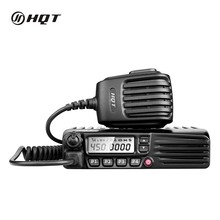 512 Channels 10w UHF Car Radio Walkie Talkie for Taxi