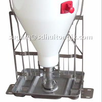 factory supplier Most popular dry wet creep pig feeders for fatten pigs