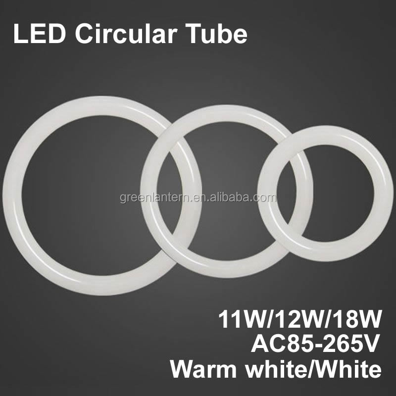 LED Circline Lamps T9 LED Circular Tube G10q LED Ring Lights 10W LED Round Tube 205mm LED Annular Bulbs