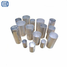High quality customized empty dental injected resin tube cold extrusion
