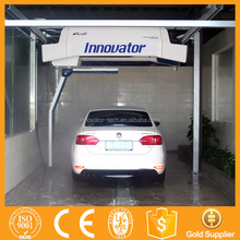 touch free automatic steam car washer with CE IT961