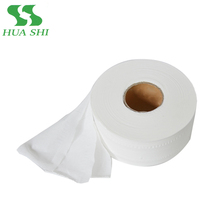 Cheap Factory Bathroom High Quality 1 Ply Absorbent Water Jumbo Roll Tissue Soft White Tissue Paper Jumbo Roll