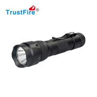 2016TrustFire hot selling flashlight CREE U2 portable mini flashlight police belt clip light for hunting