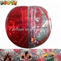2017 Hot sale cheap giant football inflatable human body bubble soccer ball