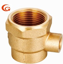 Lead Free Brass Fitting Connection Pipe with Hexagonal Type