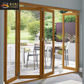 Chinese supplier for accordion folding modern door
