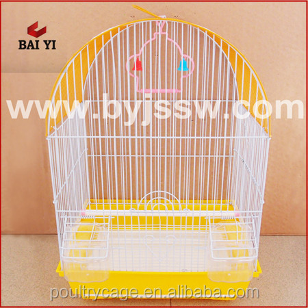 Wholesale Steel Round Macaw Bird Cage With High reputation