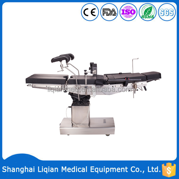 Main parts imported surgical operation table