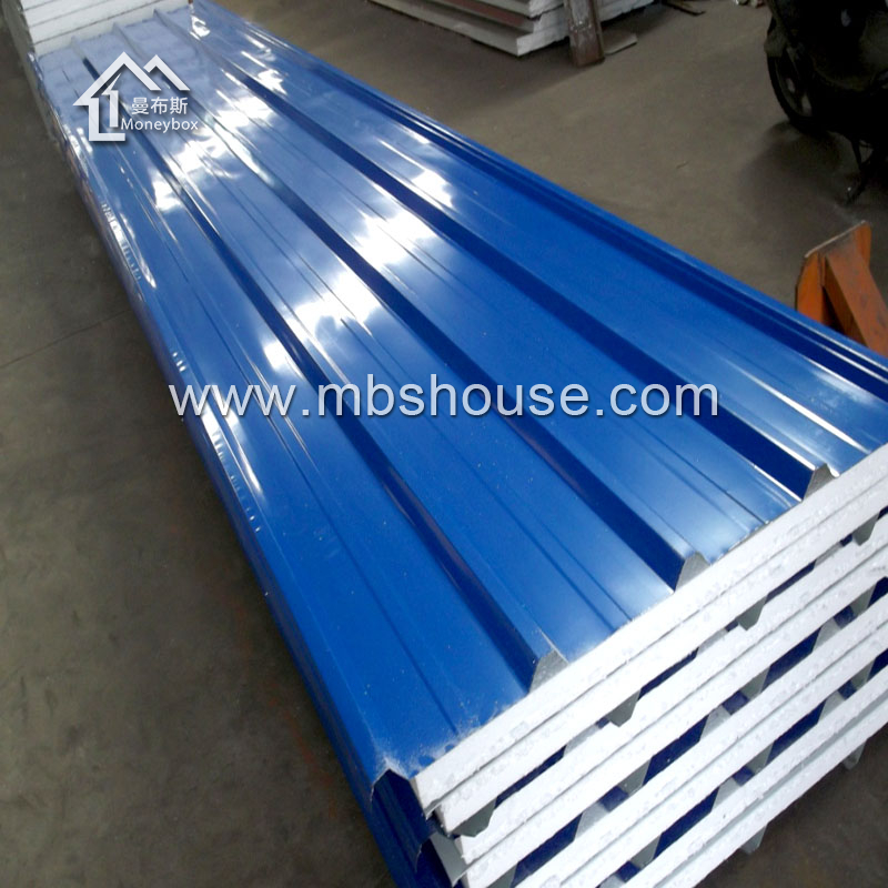 Polyurethane Sandwich Wall/ Roof panel, Sandwich Panel Factory