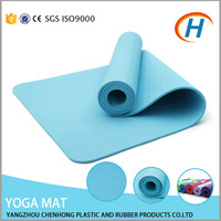 2016 yoga mat foam, bulk yoga mat roll, 6mm rubber yoga mat