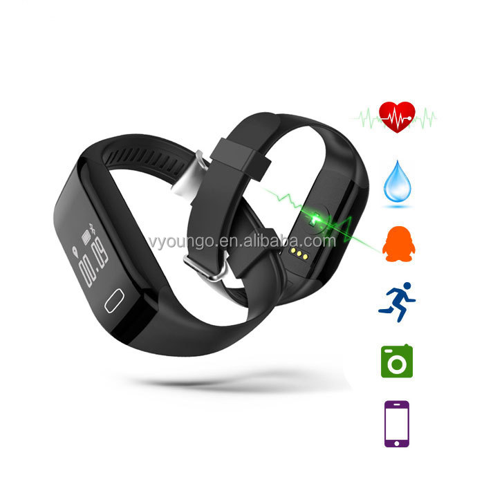 Fitness Tracker Bluetooth 4.0 Calorie Counter smart bracelet iwo smart watch