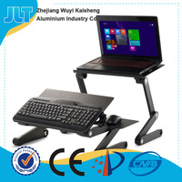 JLT Ergonomic Laptop Notebook Cooling Desk Table With fans