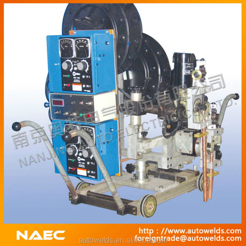 Automatic Tank Welding and Construction Machine