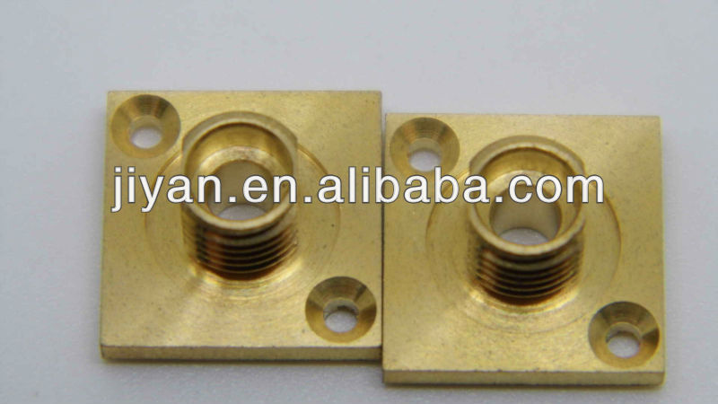 Chinese copper press metal parts for rc car factory