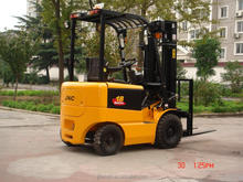 Battery Forklift CPD30 Jiangsu China electric forklift price motorcycle with cabin DC motor