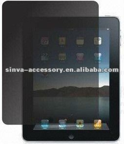 two ways privacy screen protector (For IPad)